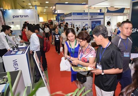 Doanh nghiệp Nga tham gia trưng bày sản phẩm tại VIETNAM EXPO 2018