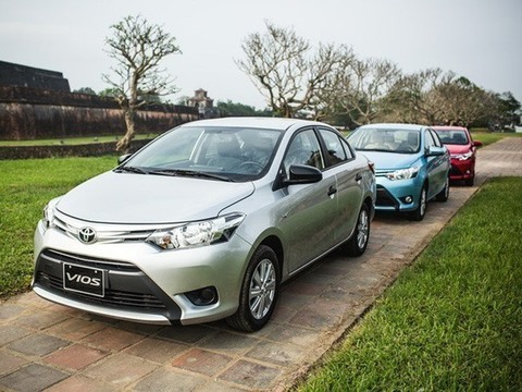 Toyota Vietnam recalls over 11,500 cars for airbag fault
