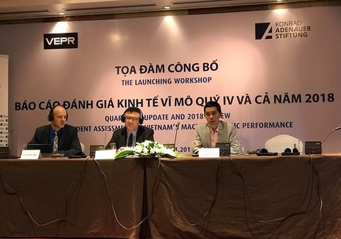Economic growth could reach 6 9% in 2019: VEPR