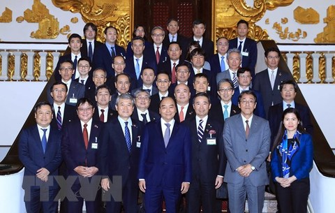 PM hails efforts by Japan-VN Economic Committee