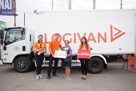 Image result for logivan truckers