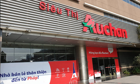 Auchan retail chain to leave VN