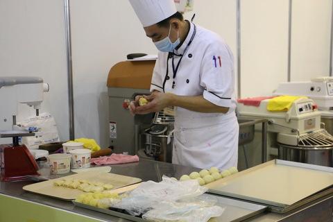 Viet Nam's first ever international bakery equipment expo in