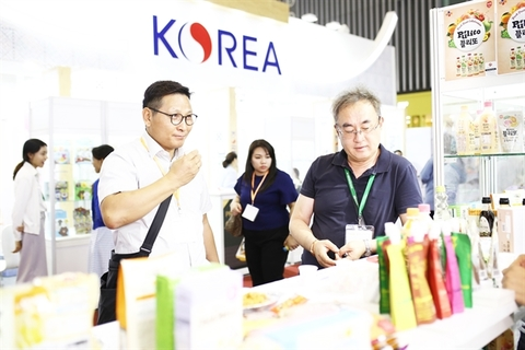 Korean food firms to showcase products at virtual Vietnam Foodexpo-Foodtech