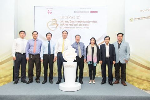 Ho Chi Minh City Brand Awards launched, to become annual feature