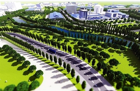New industrial zone approved for Binh Dinh Province