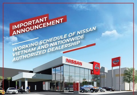 Nissan Viet Nam halts operation as of April 5