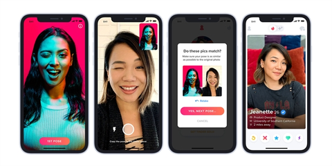 Tinder introduces new safety feature with photo verification technology in Viet Nam