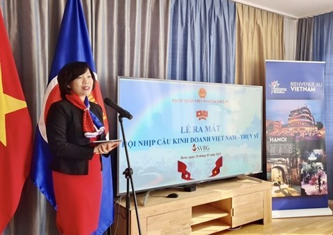 Switzerland-Viet Nam business group debuts