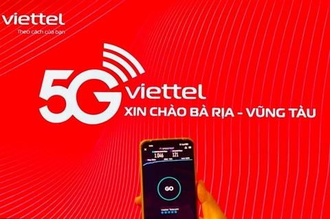 Viettel launchs its 5G network in Ba Ria Vung Tau Province